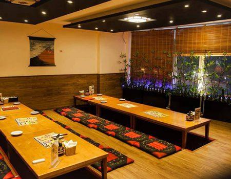Nhà hàng Nhật GenYa