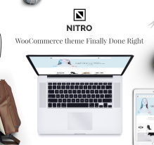 Theme Nitro WordPress