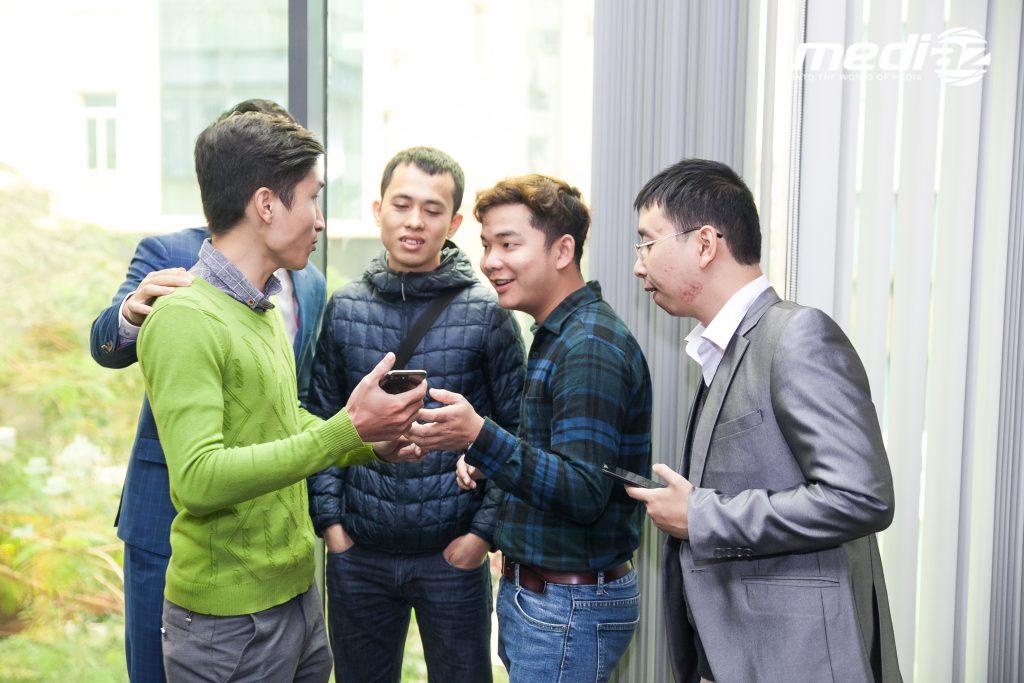 Photo 18/01/2017 - MediaZ khai trương Văn Phòng mới tại Hà Nội 2