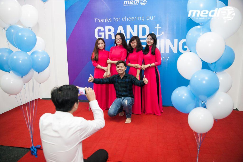 Photo 18/01/2017 - MediaZ khai trương Văn Phòng mới tại Hà Nội 4