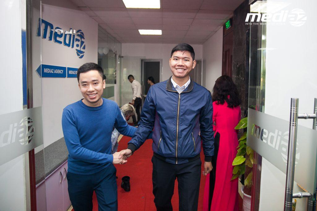 Photo 18/01/2017 - MediaZ khai trương Văn Phòng mới tại Hà Nội 5