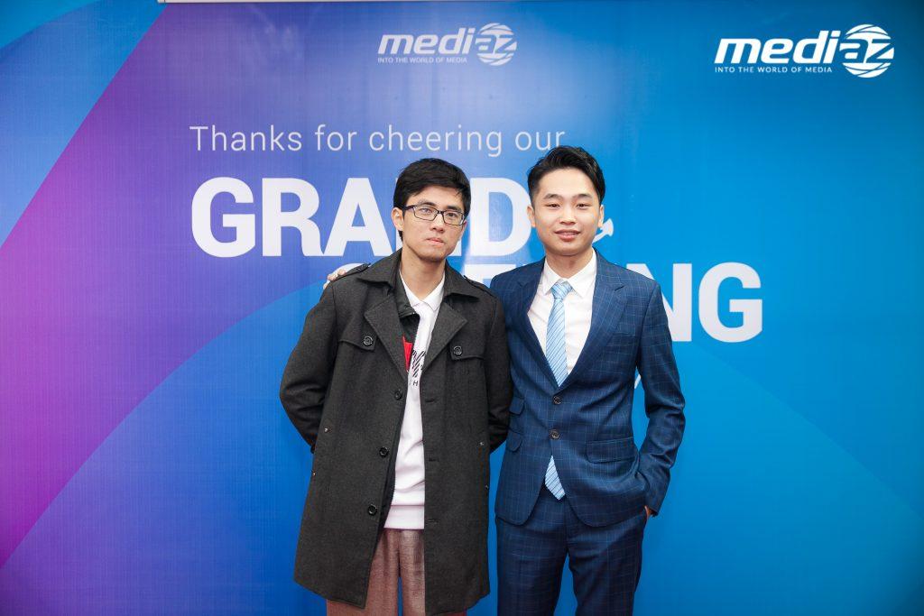 Photo 18/01/2017 - MediaZ khai trương Văn Phòng mới tại Hà Nội 6