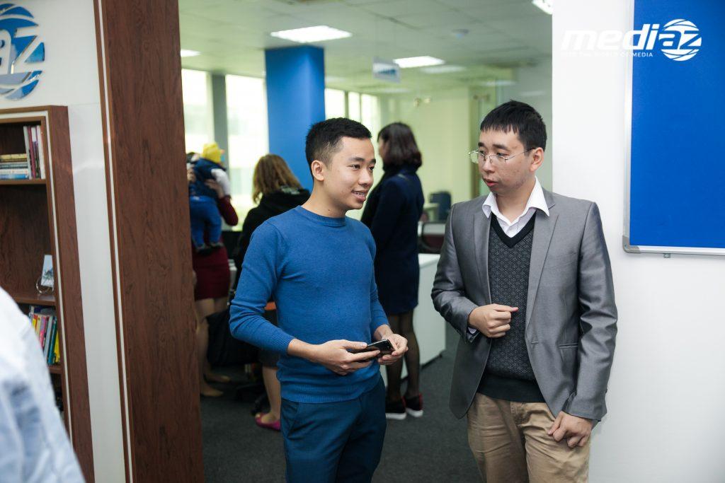 Photo 18/01/2017 - MediaZ khai trương Văn Phòng mới tại Hà Nội 9