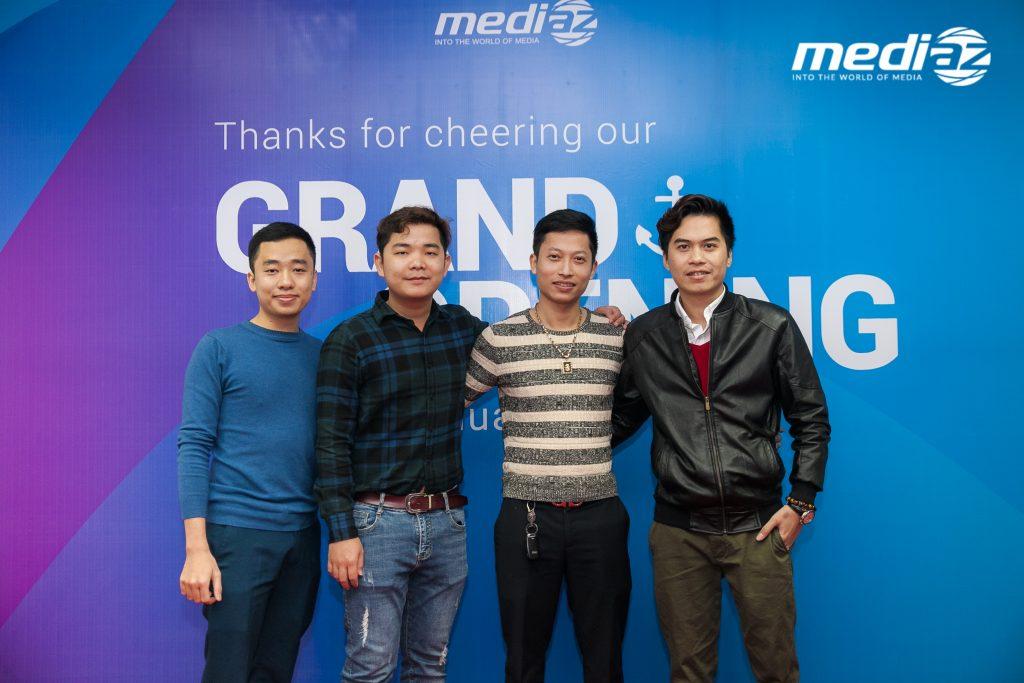 Photo 18/01/2017 - MediaZ khai trương Văn Phòng mới tại Hà Nội 12