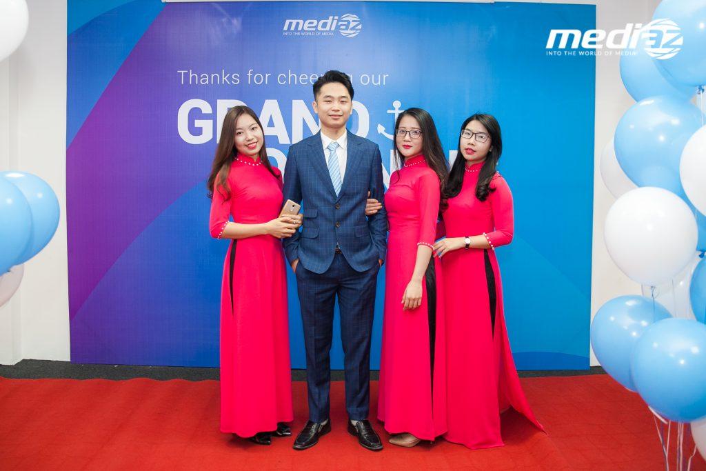 Photo 18/01/2017 - MediaZ khai trương Văn Phòng mới tại Hà Nội 13