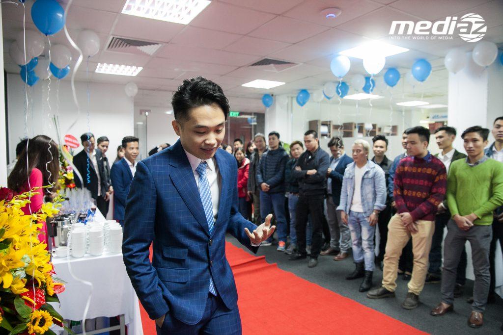 Photo 18/01/2017 - MediaZ khai trương Văn Phòng mới tại Hà Nội 14