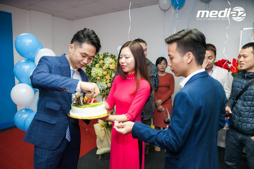 Photo 18/01/2017 - MediaZ khai trương Văn Phòng mới tại Hà Nội 16