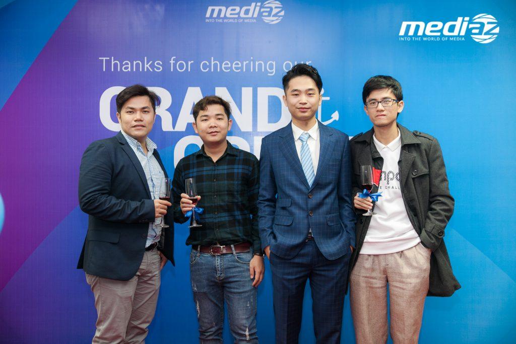 Photo 18/01/2017 - MediaZ khai trương Văn Phòng mới tại Hà Nội 17