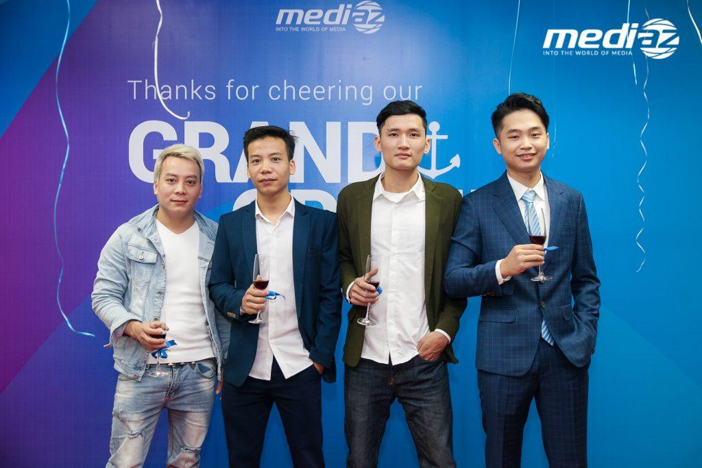 Photo 18/01/2017 - MediaZ khai trương Văn Phòng mới tại Hà Nội 18
