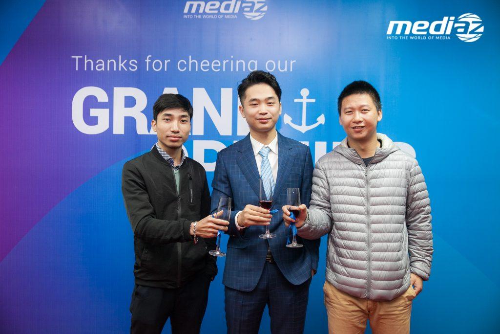 Photo 18/01/2017 - MediaZ khai trương Văn Phòng mới tại Hà Nội 20