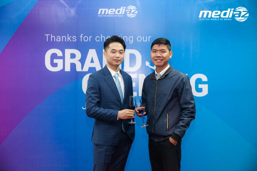 Photo 18/01/2017 - MediaZ khai trương Văn Phòng mới tại Hà Nội 21