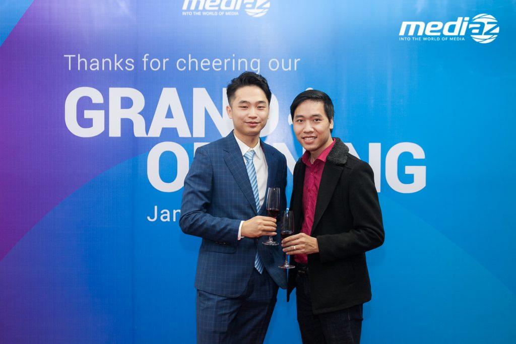 Photo 18/01/2017 - MediaZ khai trương Văn Phòng mới tại Hà Nội 22