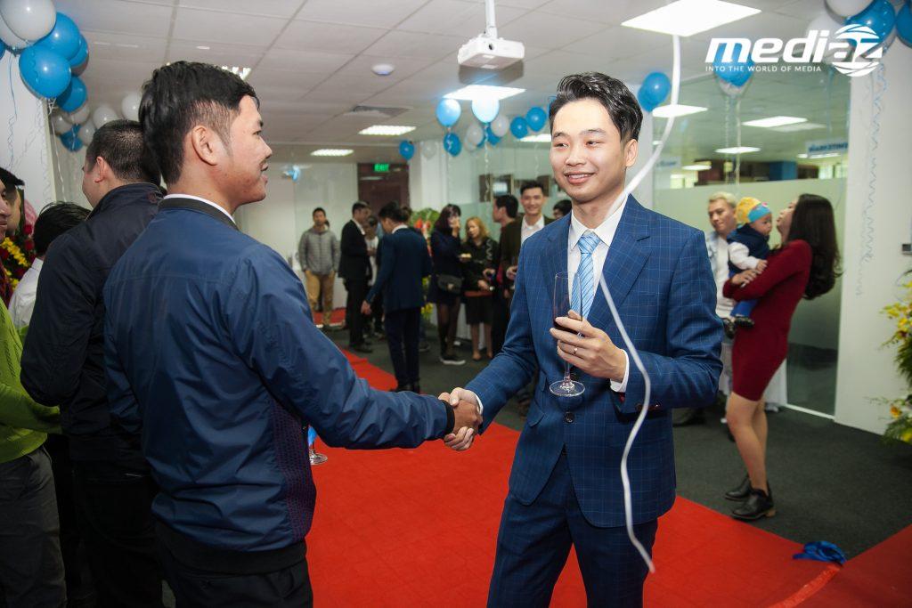 Photo 18/01/2017 - MediaZ khai trương Văn Phòng mới tại Hà Nội 23