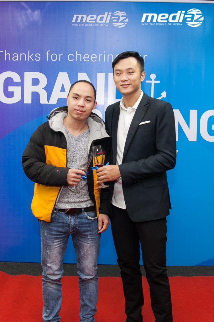 Photo 18/01/2017 - MediaZ khai trương Văn Phòng mới tại Hà Nội 24