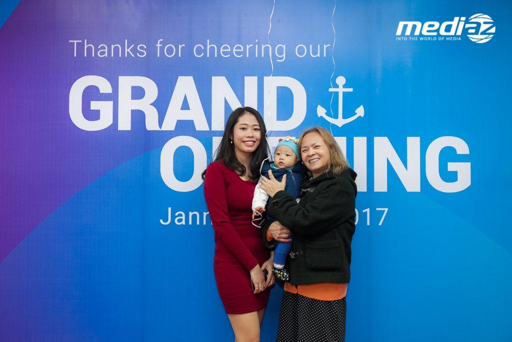 Photo 18/01/2017 - MediaZ khai trương Văn Phòng mới tại Hà Nội 26