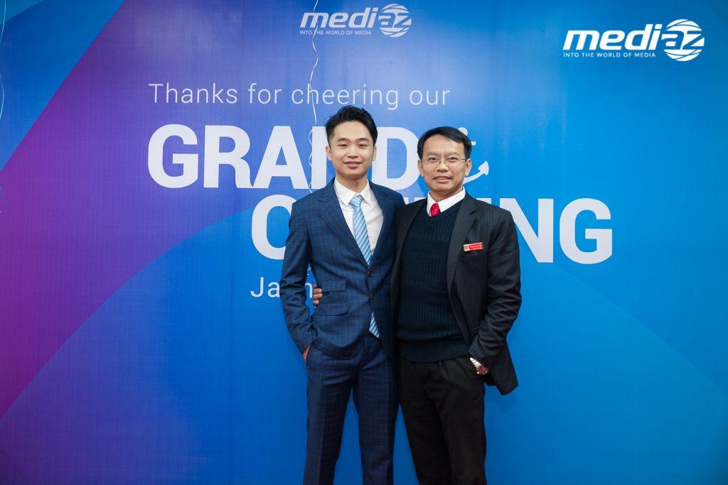 Photo 18/01/2017 - MediaZ khai trương Văn Phòng mới tại Hà Nội 27