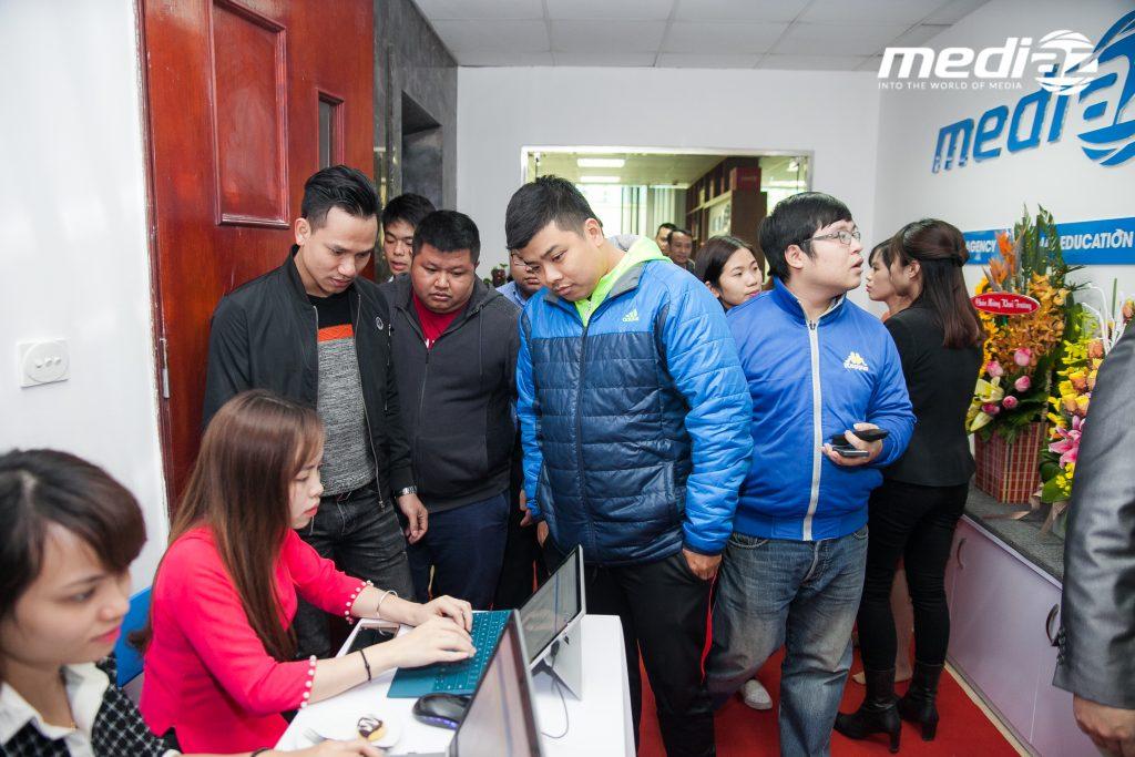 Photo 18/01/2017 - MediaZ khai trương Văn Phòng mới tại Hà Nội 28