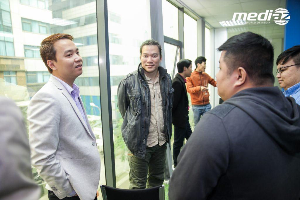 Photo 18/01/2017 - MediaZ khai trương Văn Phòng mới tại Hà Nội 29