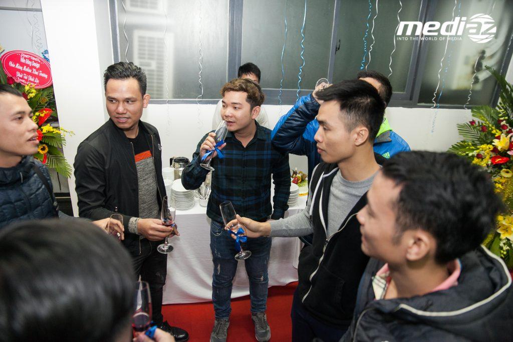Photo 18/01/2017 - MediaZ khai trương Văn Phòng mới tại Hà Nội 30