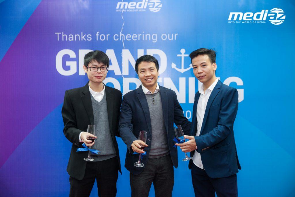 Photo 18/01/2017 - MediaZ khai trương Văn Phòng mới tại Hà Nội 31