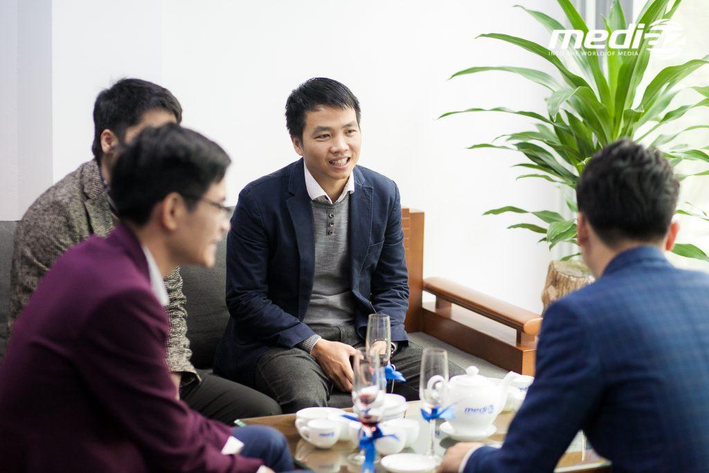 Photo 18/01/2017 - MediaZ khai trương Văn Phòng mới tại Hà Nội 33