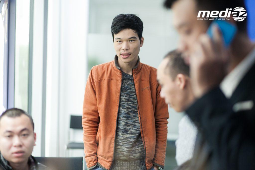 Photo 18/01/2017 - MediaZ khai trương Văn Phòng mới tại Hà Nội 35
