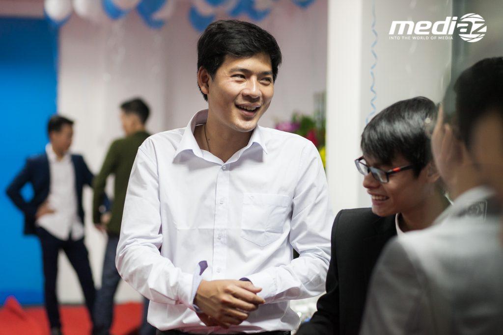 Photo 18/01/2017 - MediaZ khai trương Văn Phòng mới tại Hà Nội 38