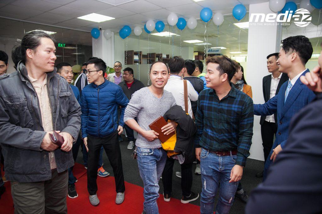 Photo 18/01/2017 - MediaZ khai trương Văn Phòng mới tại Hà Nội 39