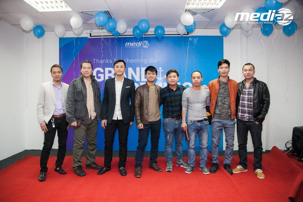 Photo 18/01/2017 - MediaZ khai trương Văn Phòng mới tại Hà Nội 40