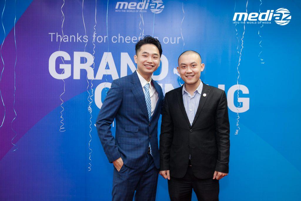 Photo 18/01/2017 - MediaZ khai trương Văn Phòng mới tại Hà Nội 41