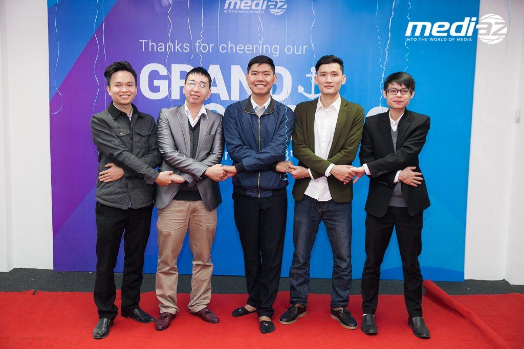 Photo 18/01/2017 - MediaZ khai trương Văn Phòng mới tại Hà Nội 42