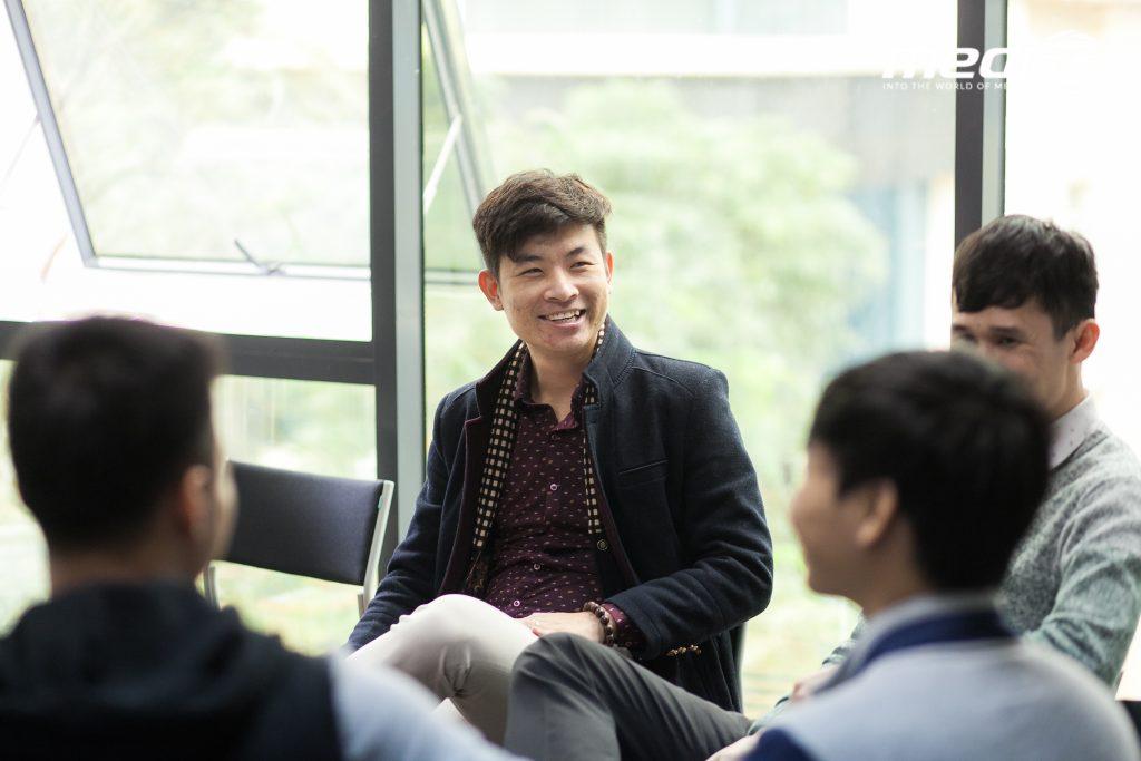 Photo 18/01/2017 - MediaZ khai trương Văn Phòng mới tại Hà Nội 44