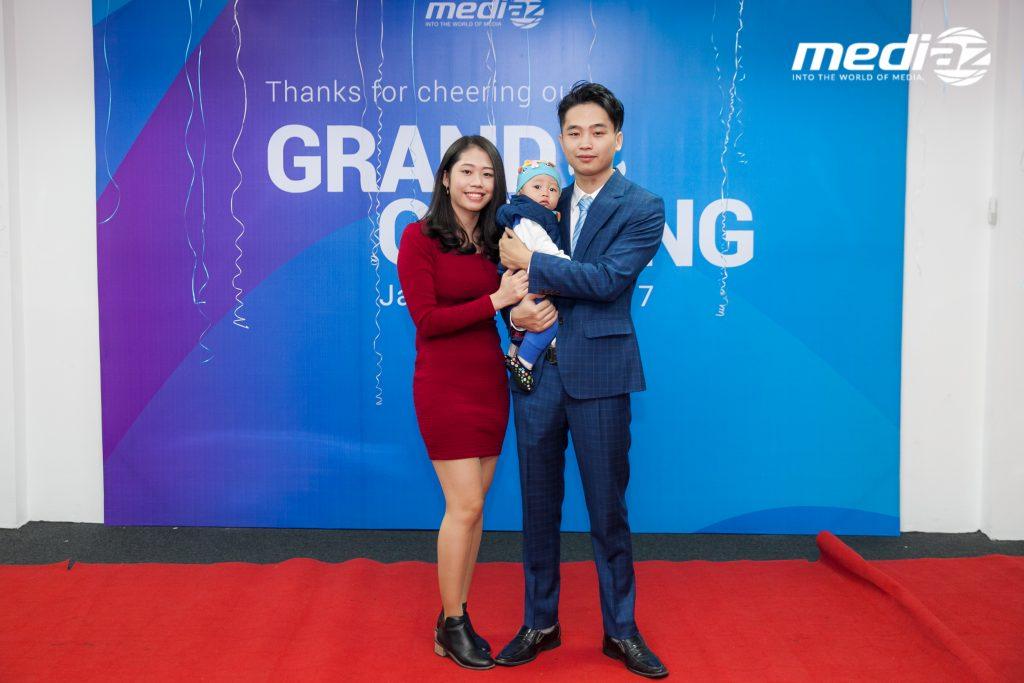 Photo 18/01/2017 - MediaZ khai trương Văn Phòng mới tại Hà Nội 48