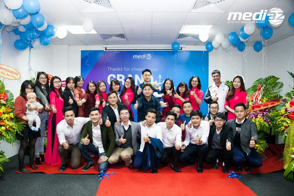 Photo 18/01/2017 - MediaZ khai trương Văn Phòng mới tại Hà Nội 49