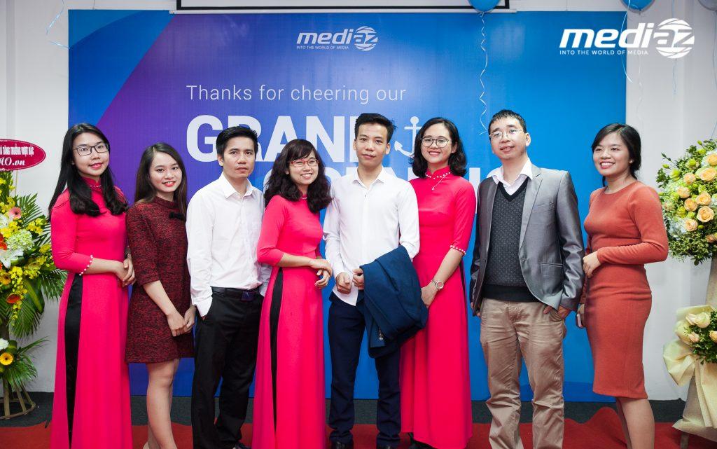 Photo 18/01/2017 - MediaZ khai trương Văn Phòng mới tại Hà Nội 50