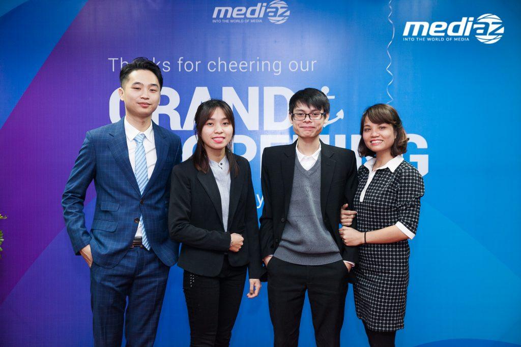 Photo 18/01/2017 - MediaZ khai trương Văn Phòng mới tại Hà Nội 51