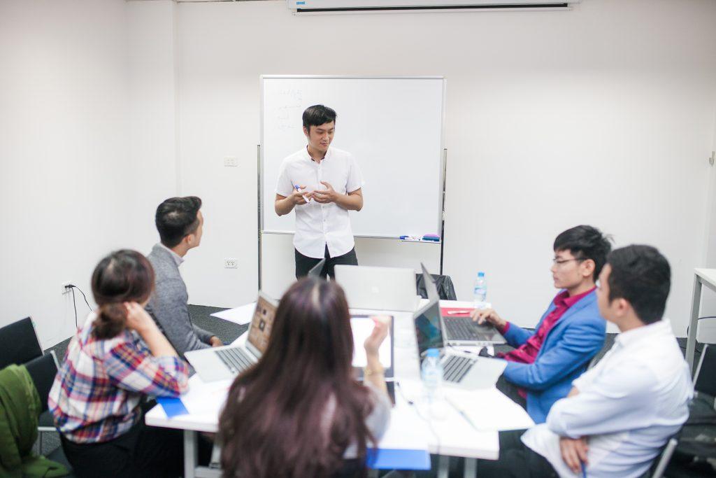 Photo Chương trình training in-house lĩnh vực giáo dục dành cho đại học RMIT 1