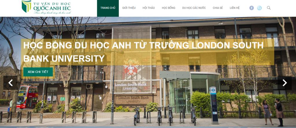 """Photo Đo lường hiệu quả sau chiến dịch """"Click to web"""" của Trung tâm Du học Quốc Anh 1"""