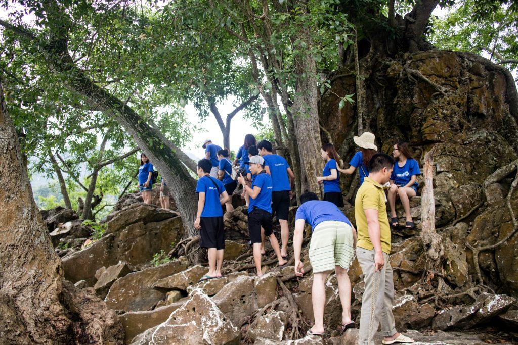 Photo Ba Bể - Hòa mình với thiên nhiên. 6