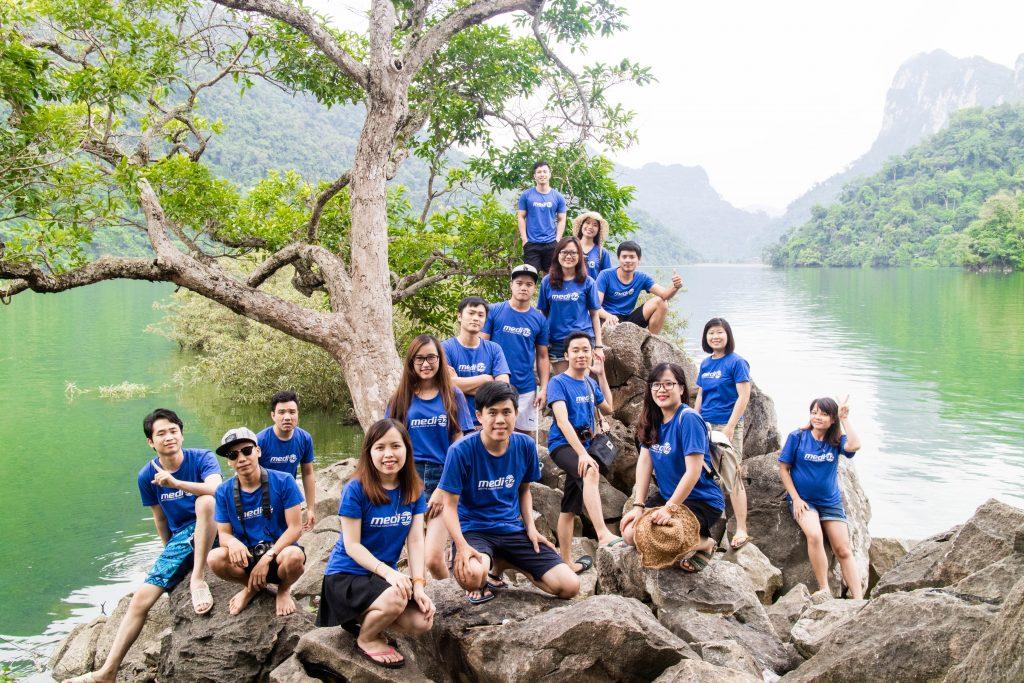 Photo Ba Bể - Hòa mình với thiên nhiên. 12