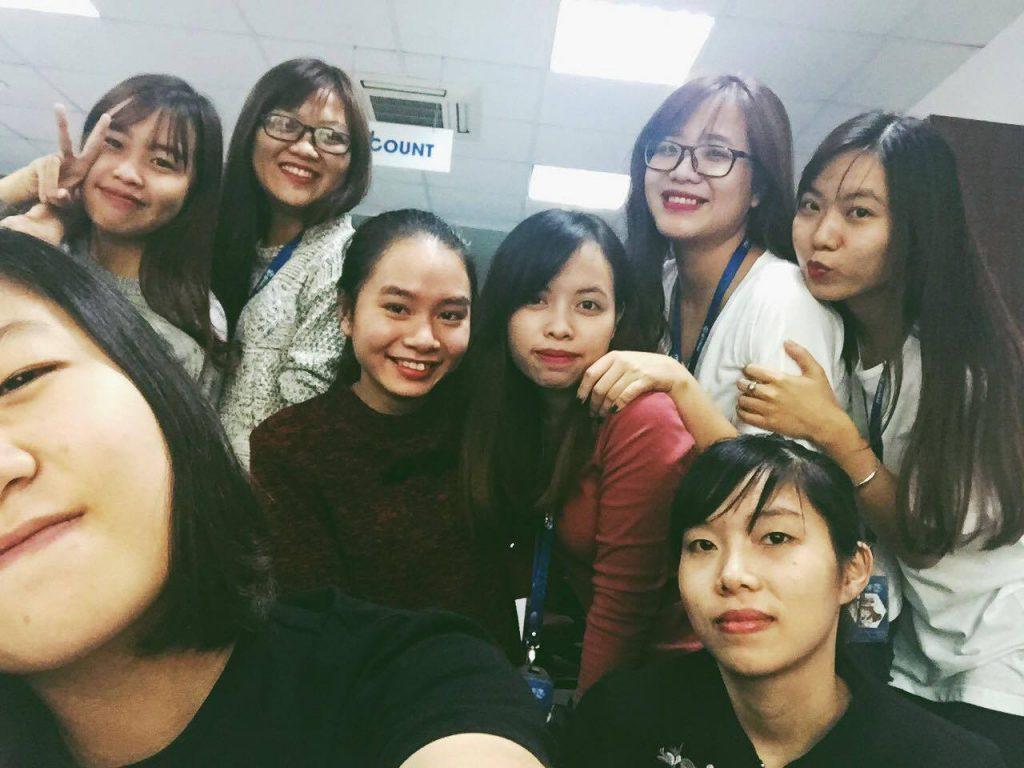 Photo Ngày 20/10 của anh chị em nhà MediaZ 1