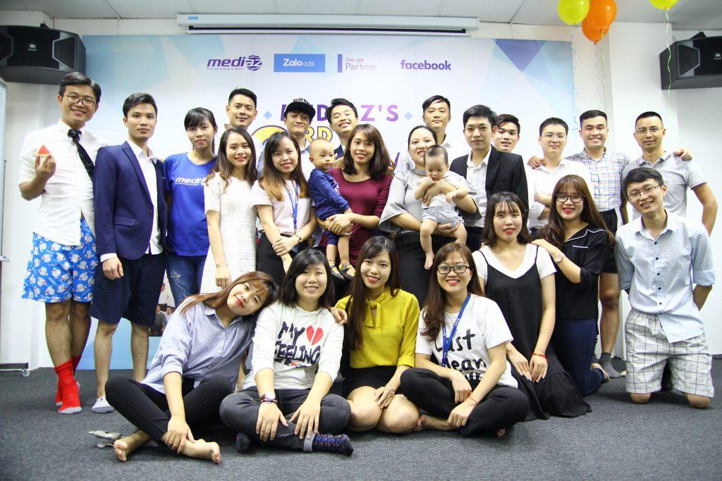 Photo Ngày 20/10 của anh chị em nhà MediaZ 19