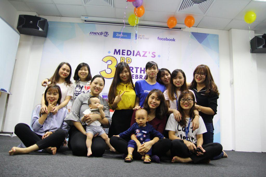 Photo Ngày 20/10 của anh chị em nhà MediaZ 17