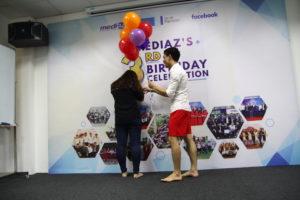 Photo Ngày 20/10 của anh chị em nhà MediaZ 13