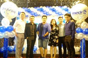 Photo Year End Party - Cảm ơn Bạn, vì đã là thành viên của MediaZ 77