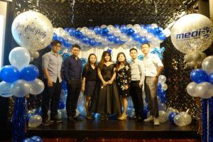 Photo Year End Party - Cảm ơn Bạn, vì đã là thành viên của MediaZ 79