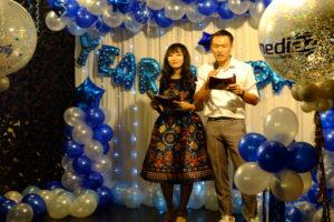Photo Year End Party - Cảm ơn Bạn, vì đã là thành viên của MediaZ 85