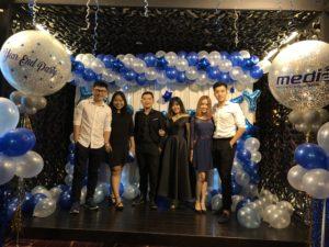 Photo Year End Party - Cảm ơn Bạn, vì đã là thành viên của MediaZ 66
