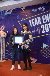 Photo Year End Party - Cảm ơn Bạn, vì đã là thành viên của MediaZ 9