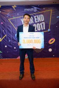 Photo Year End Party - Cảm ơn Bạn, vì đã là thành viên của MediaZ 11